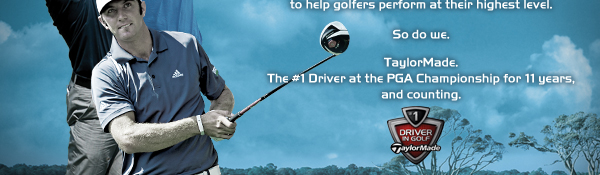 #1 Driver in Golf